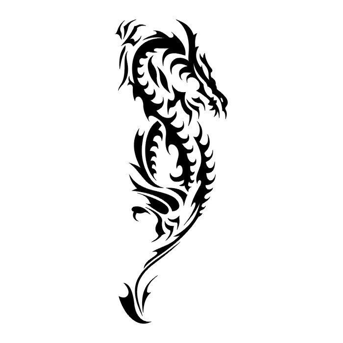 Картинки черные татуировки