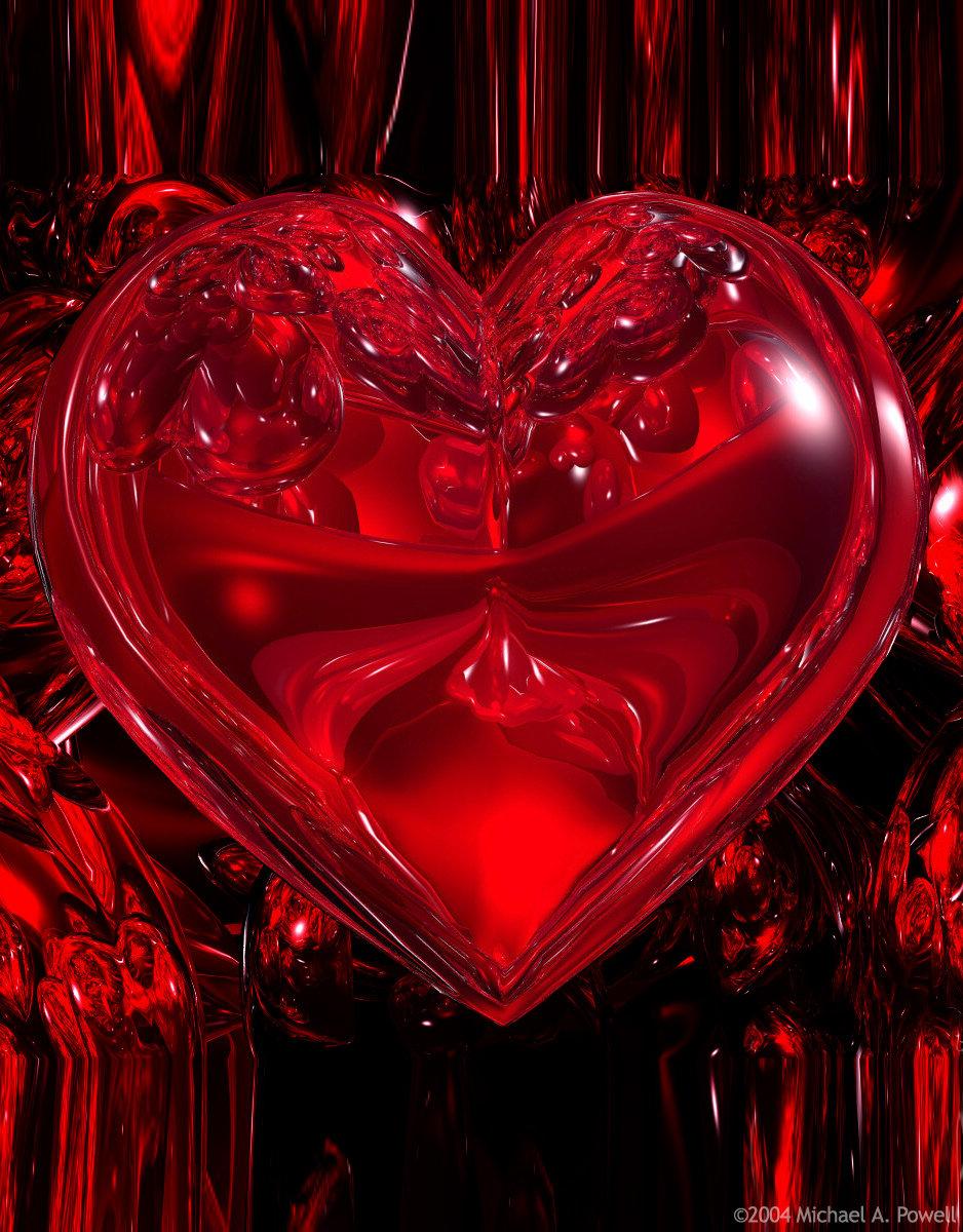 Самые красивые сердечки фотки