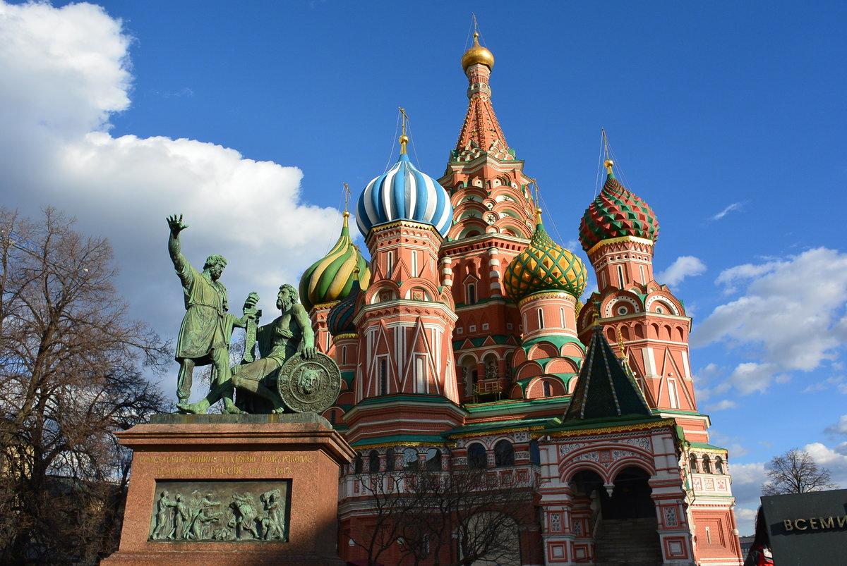 собор василия блаженного фото в москве