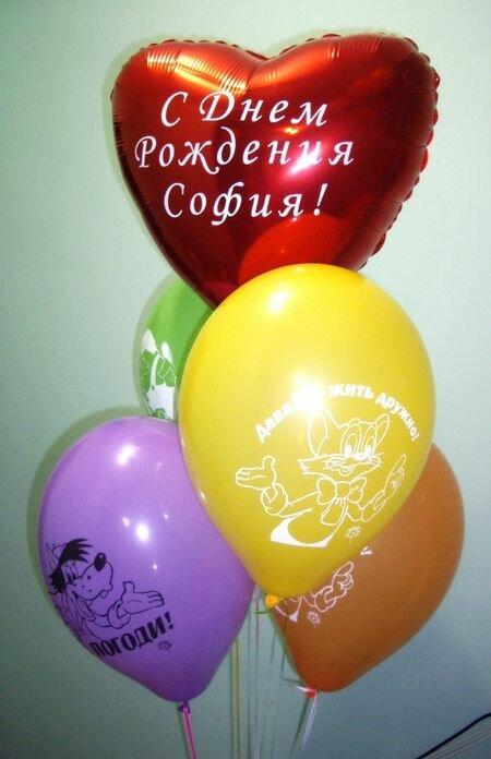 роспись день рождения софии картинки качестве