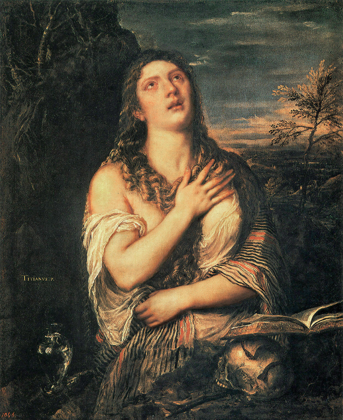 The Mighty Highlander - Titian