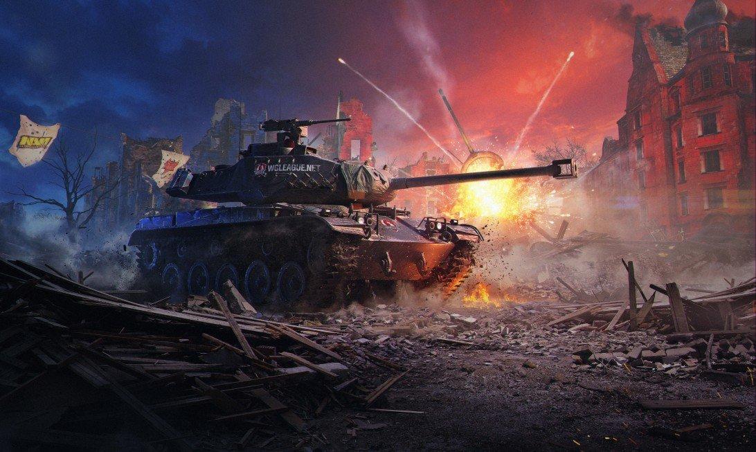 Крутые картинки про танки
