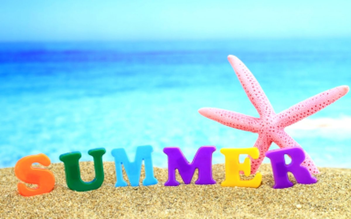 Картинка со словом лето