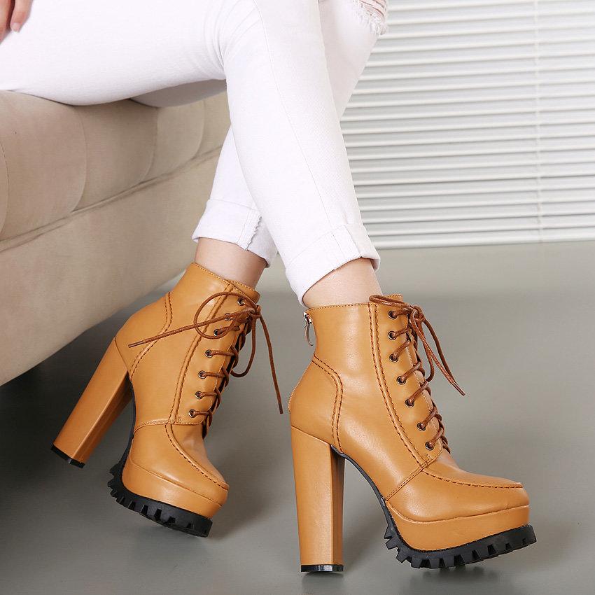 значит зимние ботинки женские фото на каблуке клятый