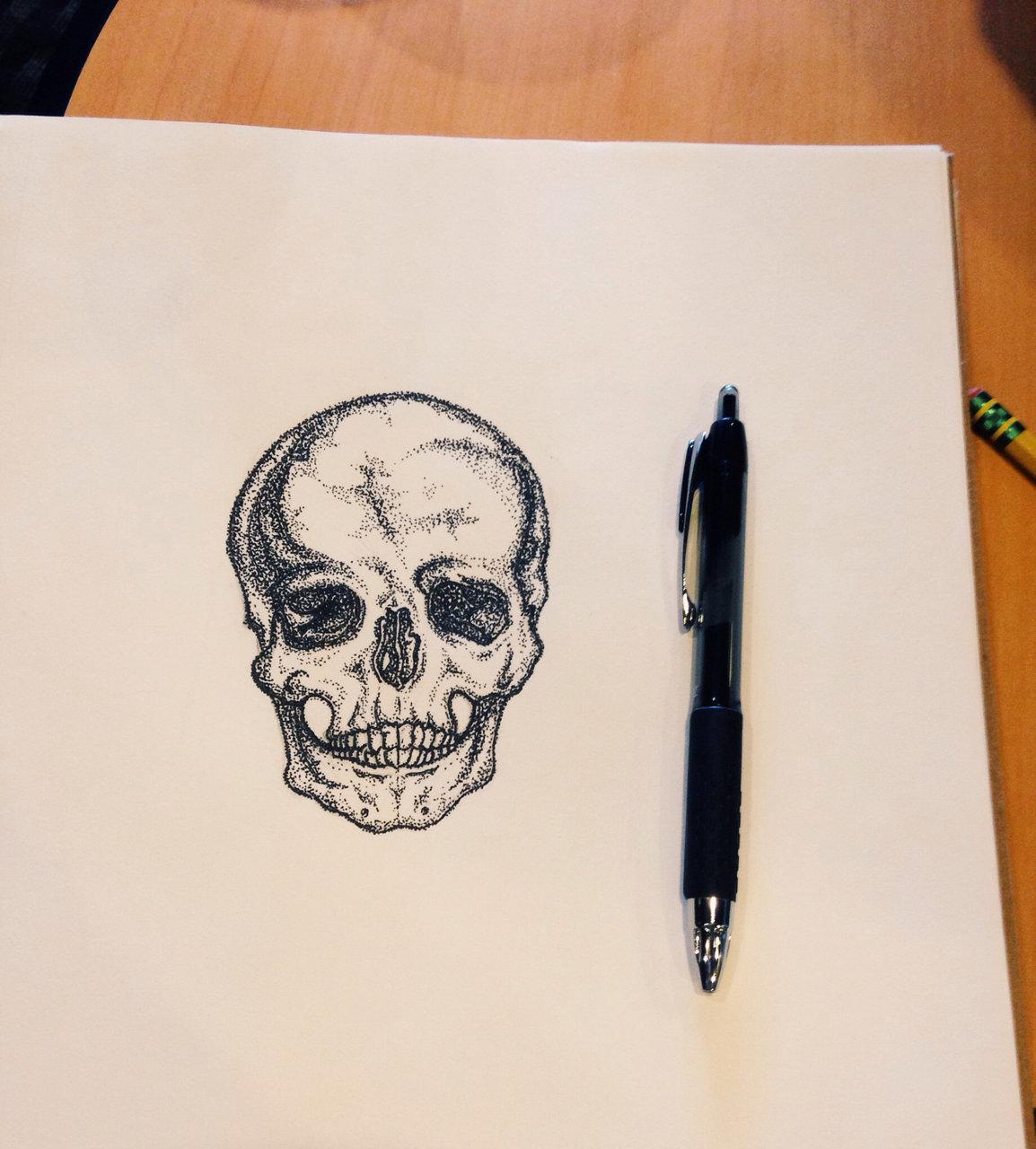 иллюстрация крутой татушки рисунок черной ручкой друзья соберутся