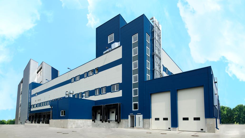 правило, промышленные здания картинки сорт французского