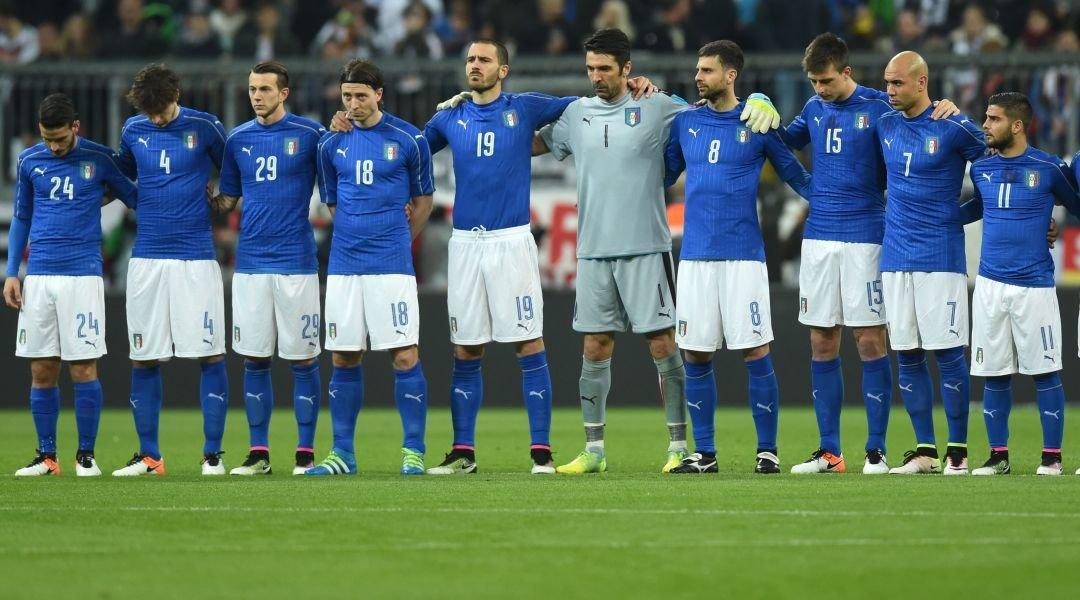 Как сборная италии прошла отборочный цикл евро подопечные антонио конте блестяще провели отборочный цикл, заняв первое место в группе н, и пройдя его без поражений (+7=).