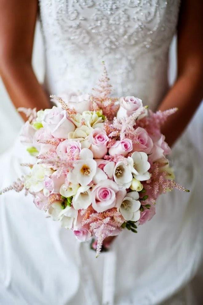 Пышный свадебный букет, цветов самара