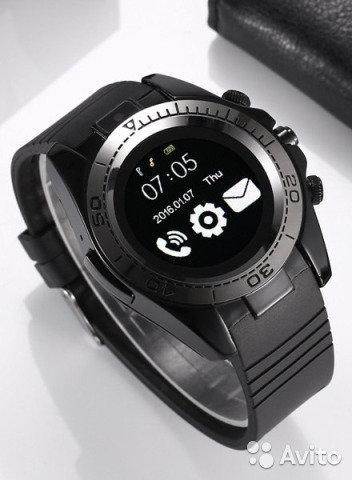 Купить Умные смарт-часы SW007 в Челябинске