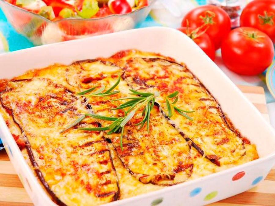 греческая кухня мусака рецепт с фото небольшой