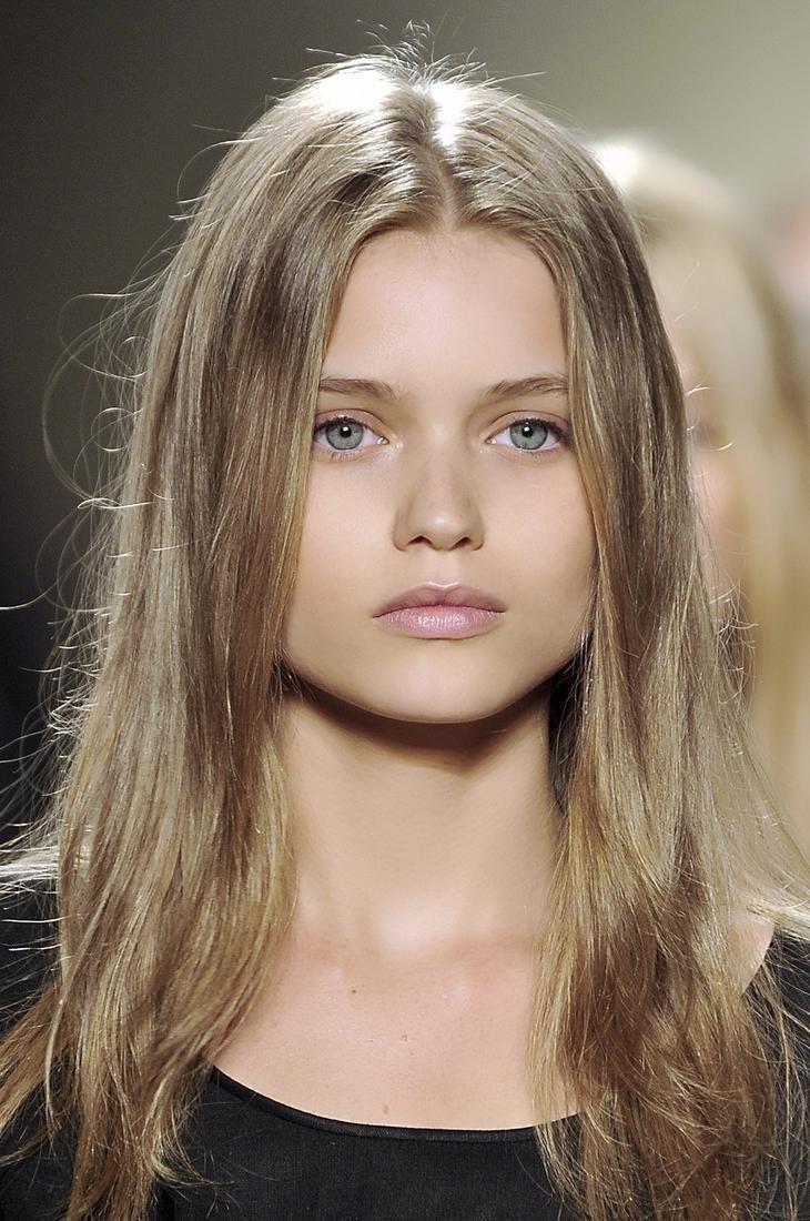 натуральный светло русый цвет волос фото