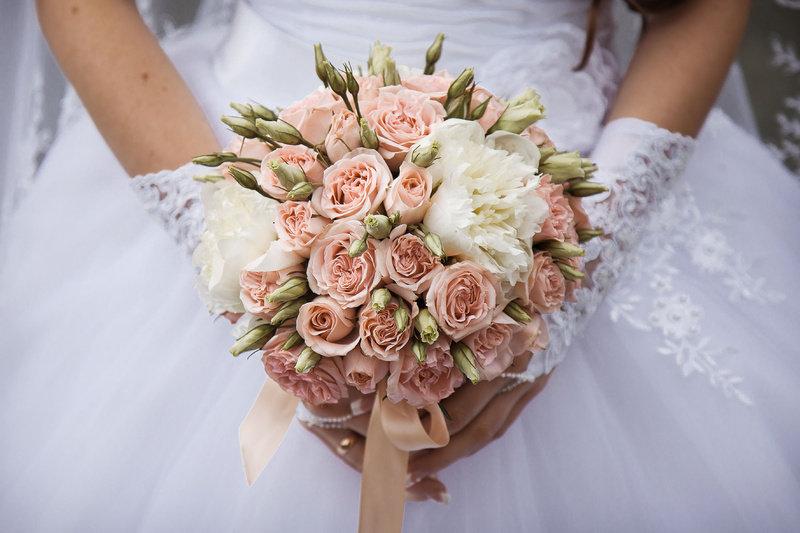 Свадебный букет воронеж, служба доставки цветов