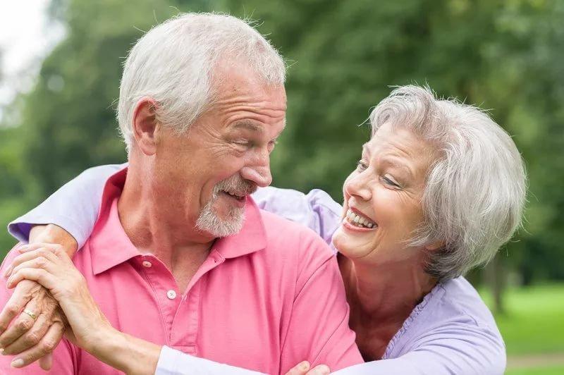 красивые пожилые люди фото панорама, отому что