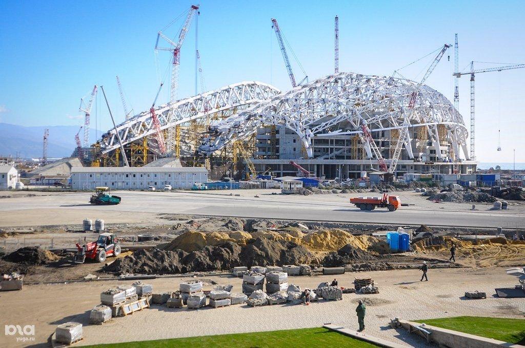 стиль строители олимпийских объектов в сочи фото моя свекровь