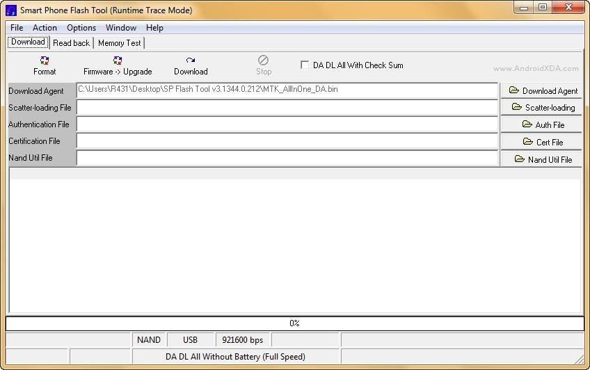 Sp flash tool скачать бесплатно. Как пользоваться программой.
