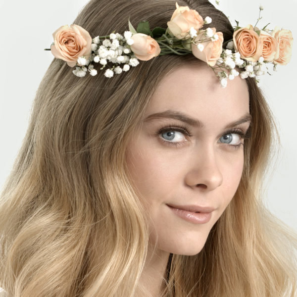 Get Natural Wedding Makeup Ideas For A Rustic Bohemian Bride Learn How To