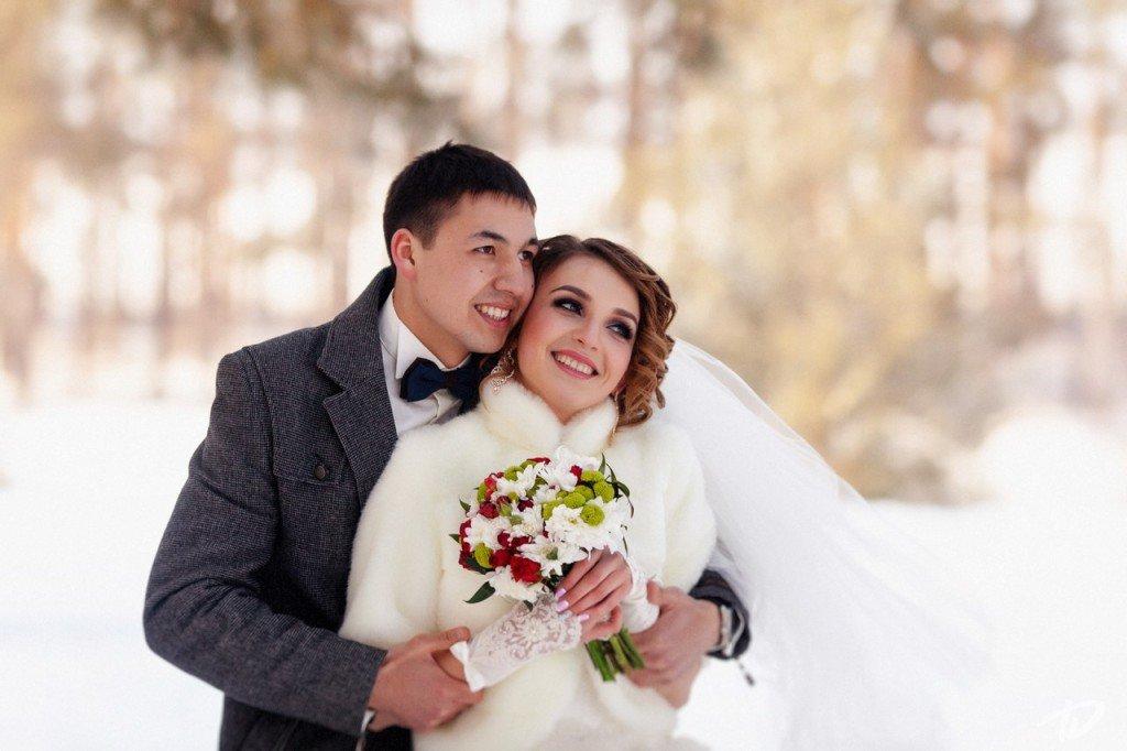 зимняя свадьба в Костроме