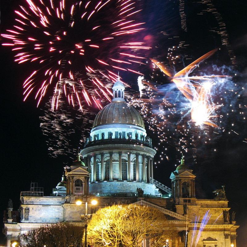 Санкт-петербург новогодний картинки