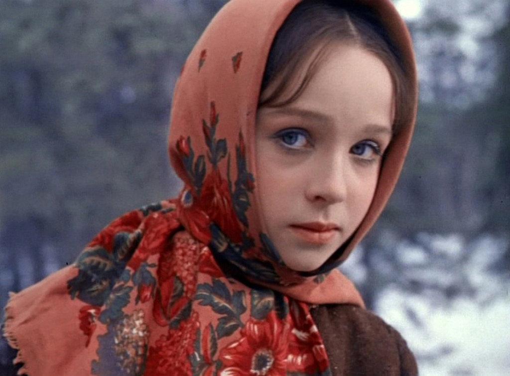 Сказка морозко картинки из фильма