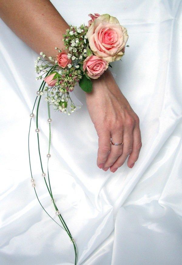 Украшения для живых букетов купить, розы