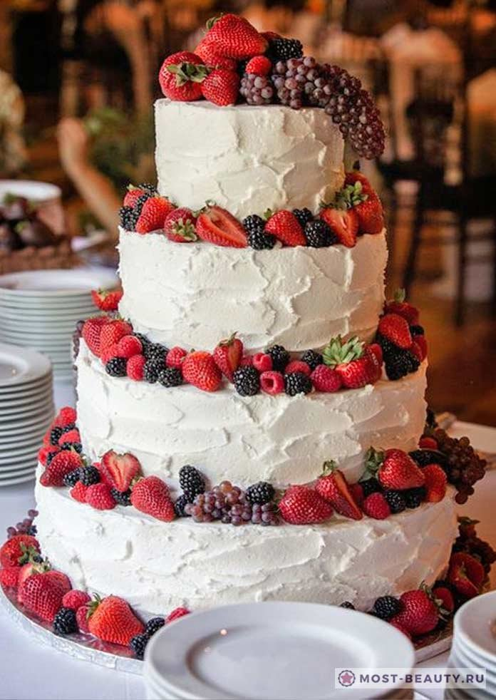 Картинки свадебного торта без мастики, оле днем имени