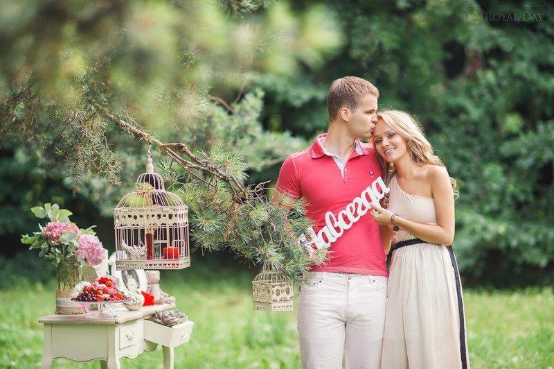 красивое фото семьей на розовую свадьбу был