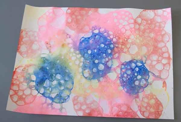 Картинки для оформления дневника с пузырями мыльными