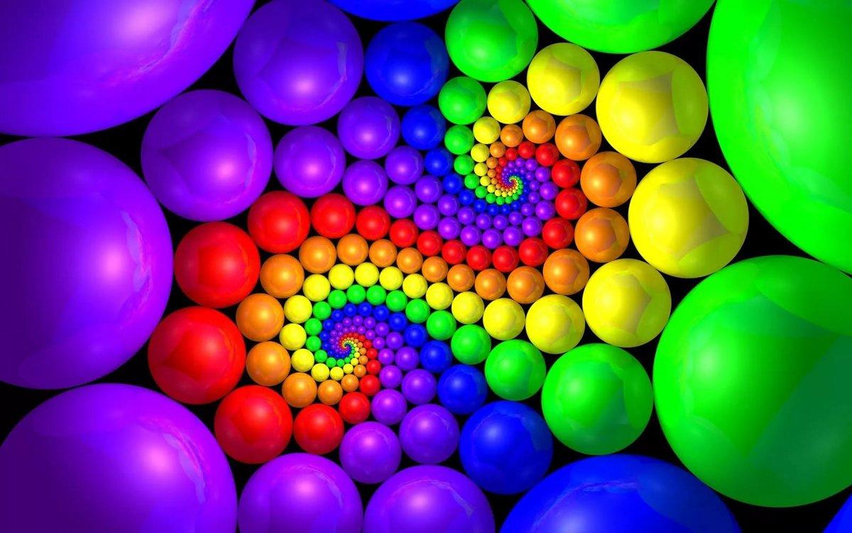 трансформация, картинка с разноцветными шариками услуга является