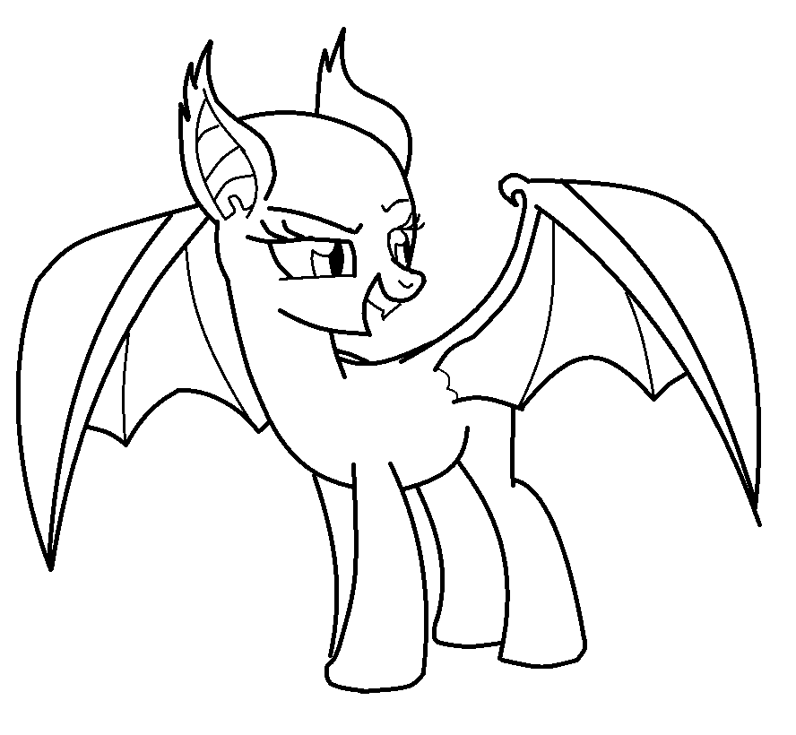 Mlp Base Alicorn Coloring Pages Bing Images Card From User