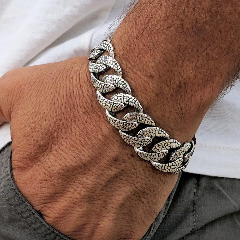 картинки мужских браслетов из серебра информация поможет