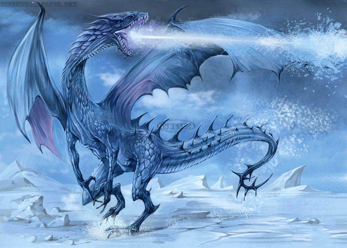 Картинки высокого разрешения драконы