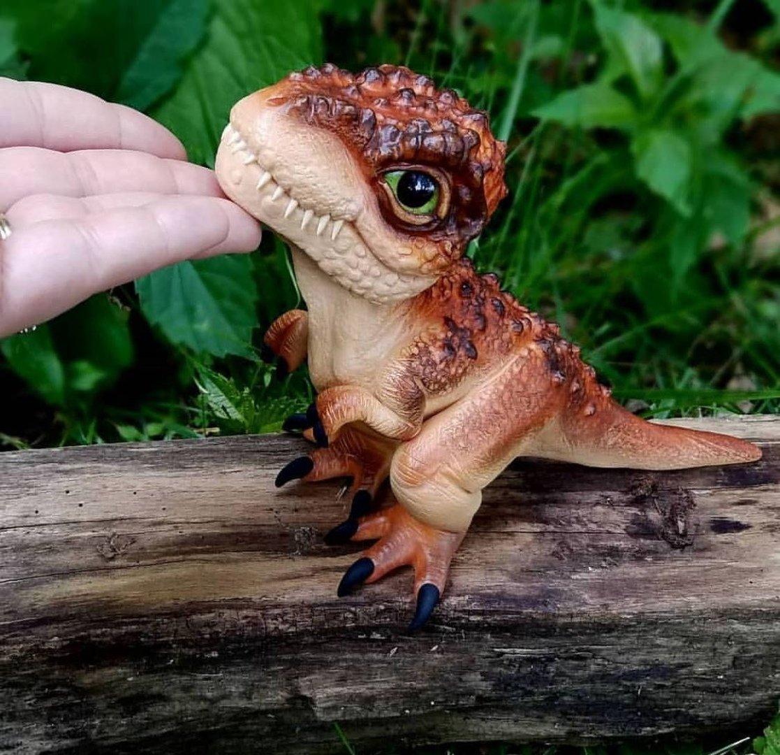 Картинки самый милый динозавр, днем рождения
