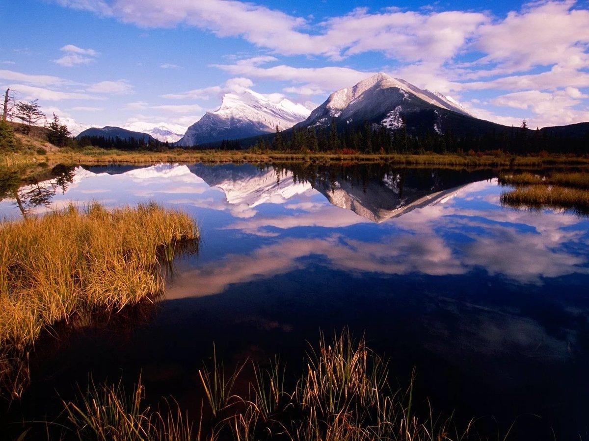 Картинки красивых озер