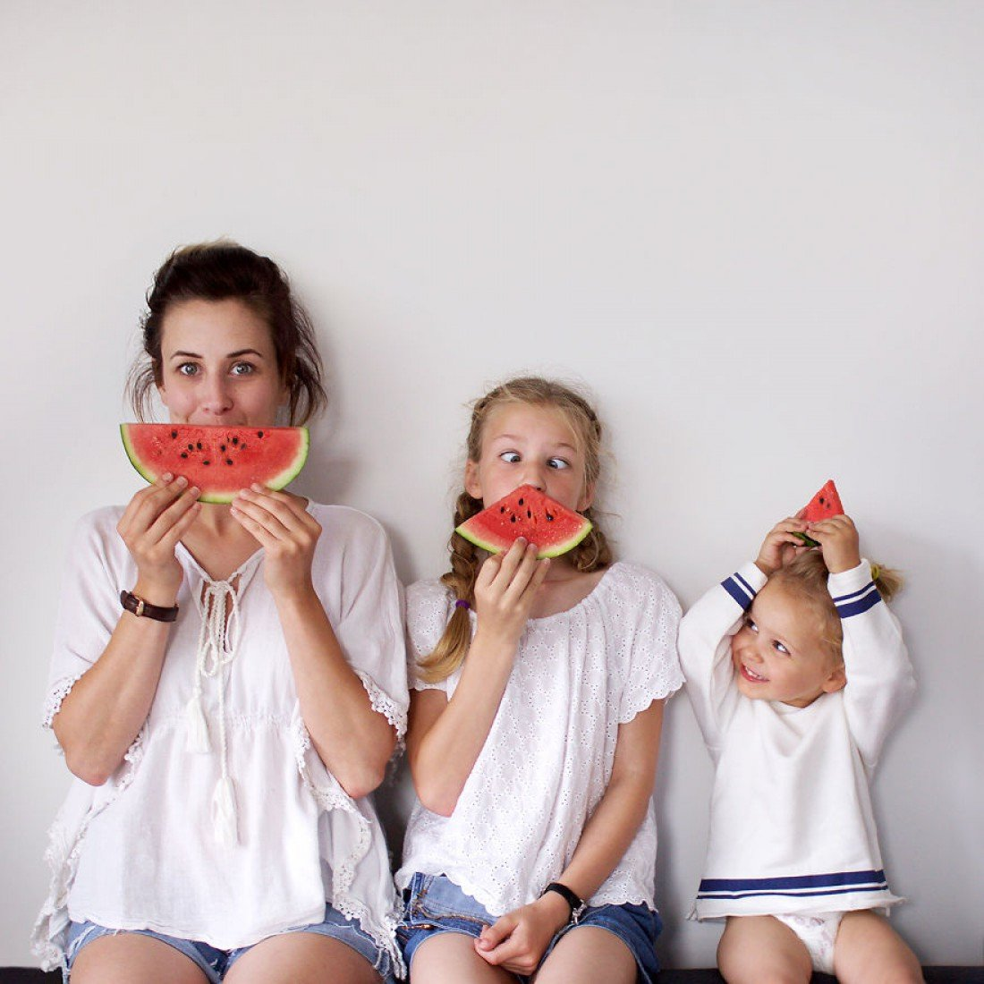 Смешные картинки дети и мамы
