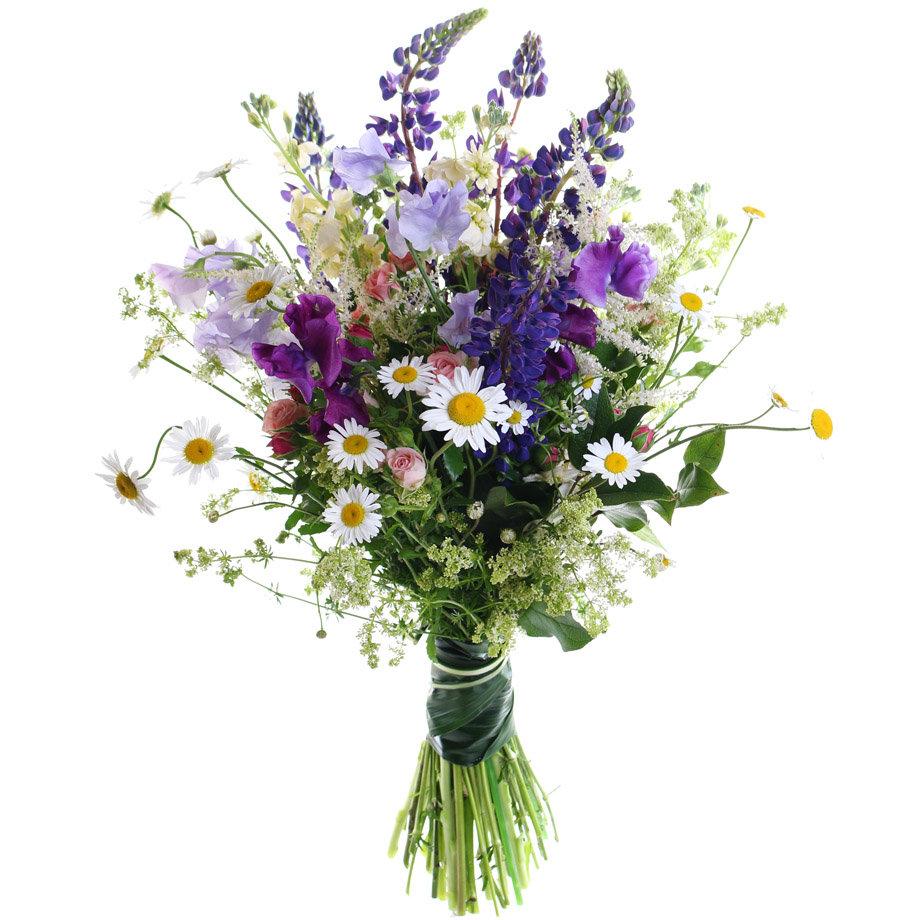 Картинки букеты полевых цветов на прозрачном фоне, дню медика