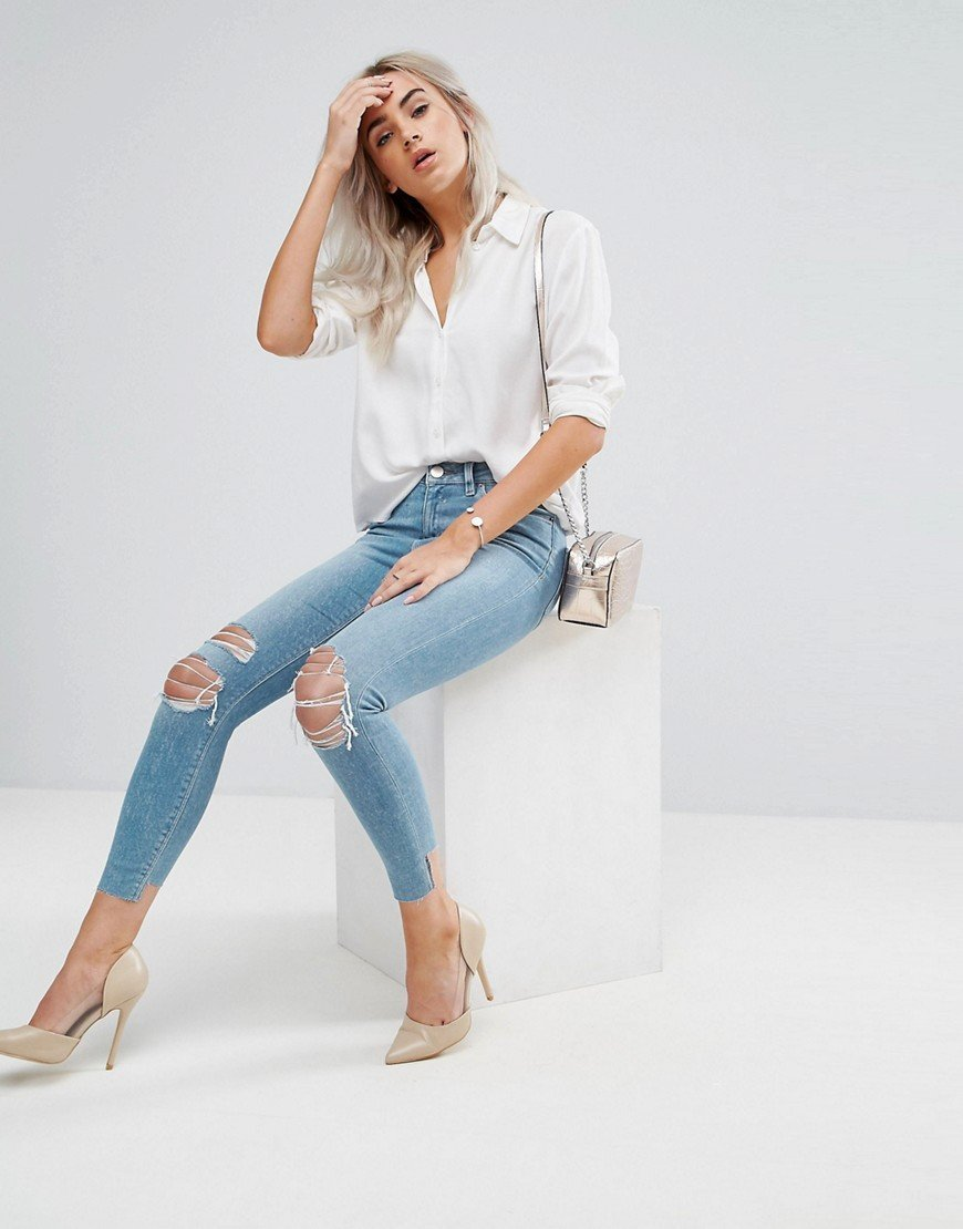 Russian teen i like petite jeans