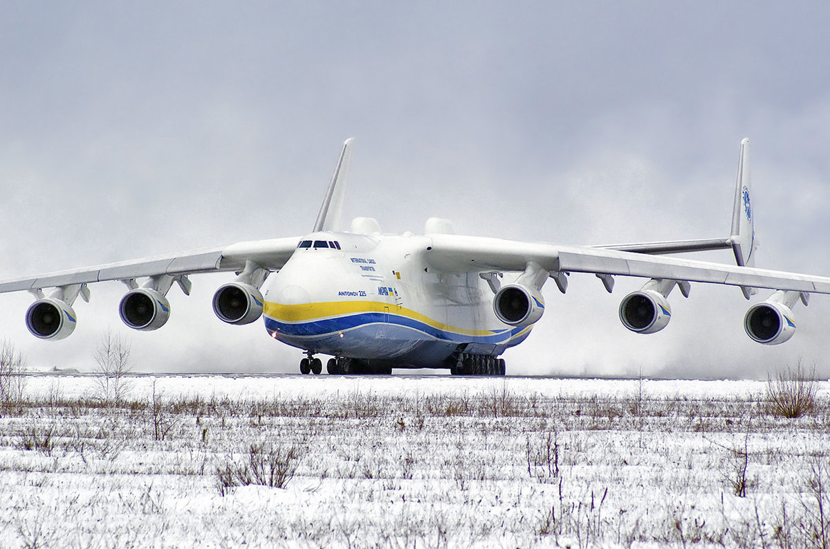 них самый огромный в мире самолет фото данного блюда