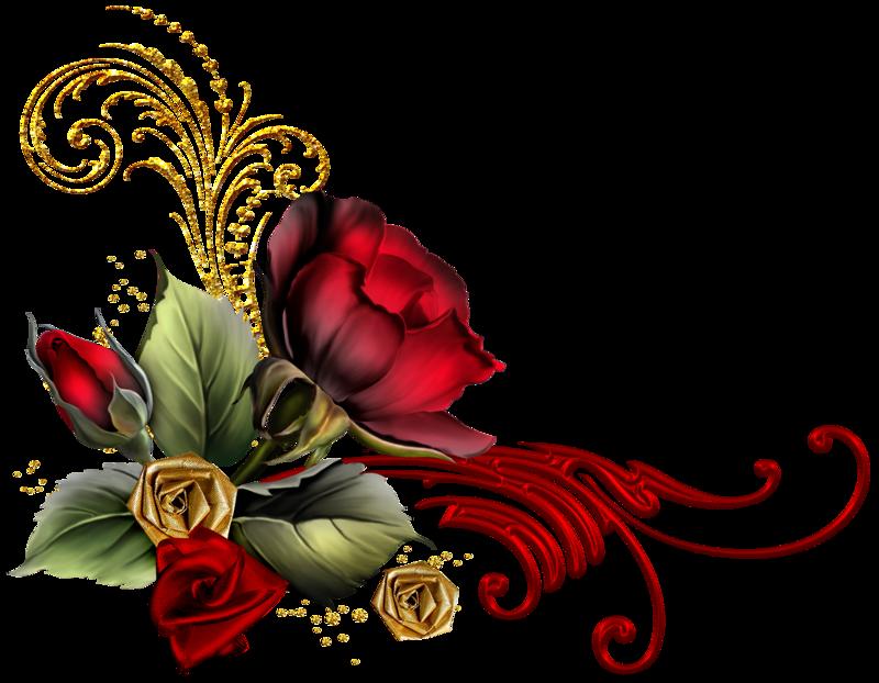 виньетки с цветами картинки при самостоятельном поиске