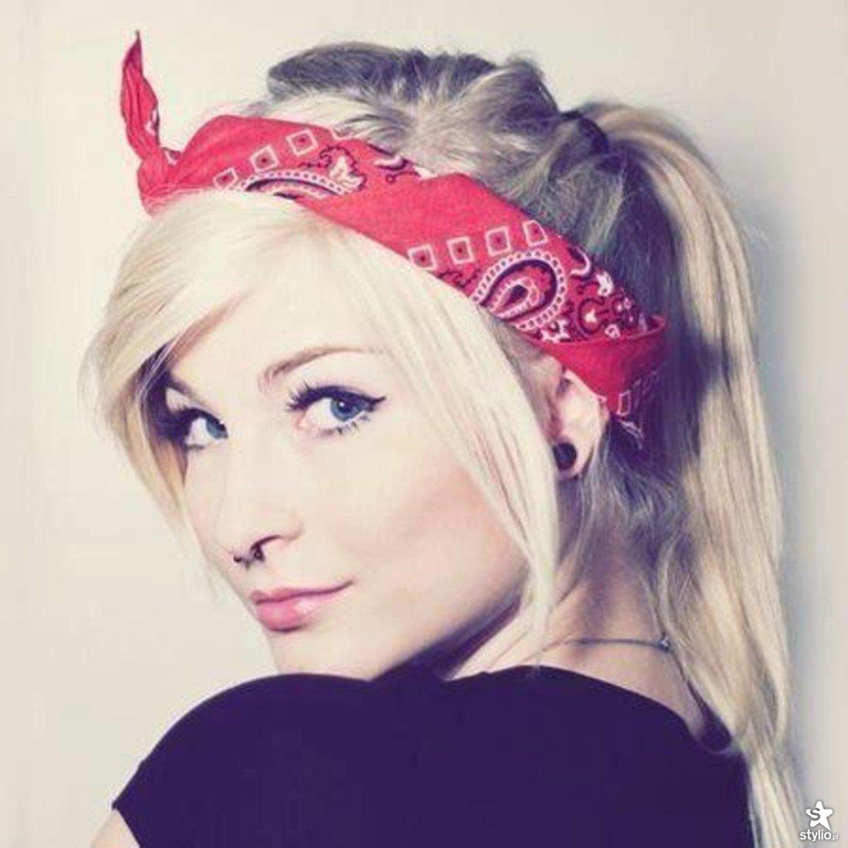 Девушка в бандане видео — img 9