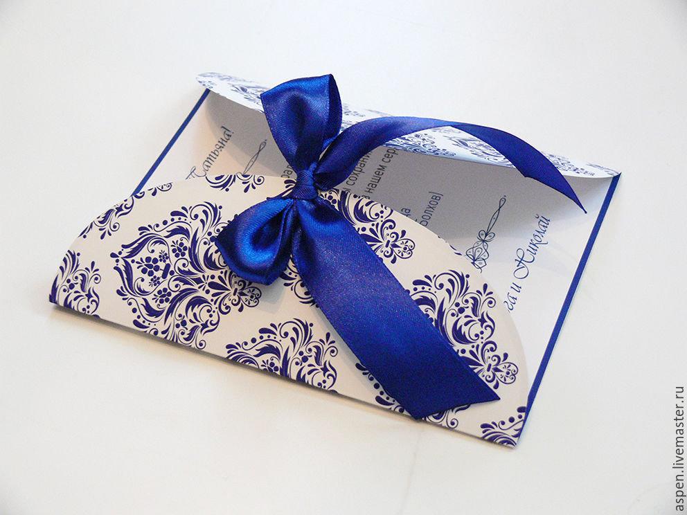 Приглашения как сделать открытку на свадьбу, для
