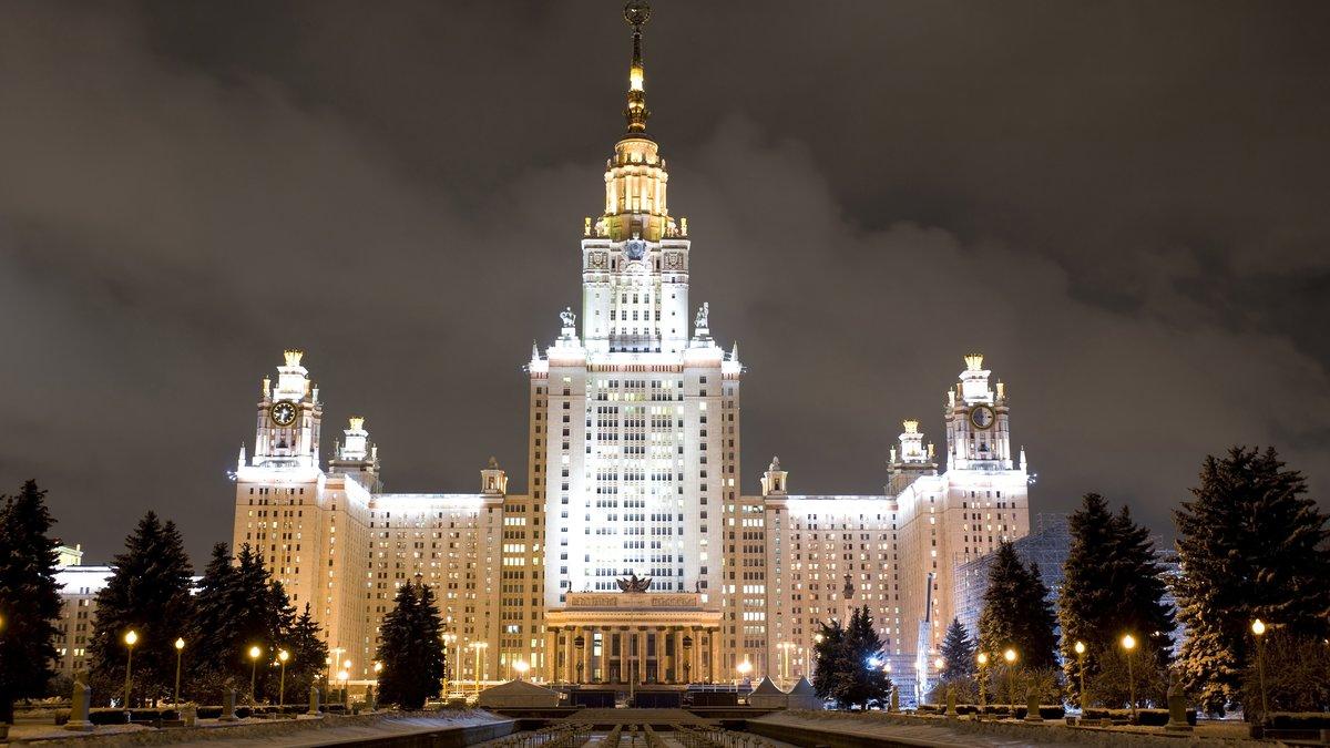 Сна, картинки университетов москвы
