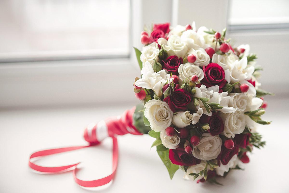 Заказ и доставка свадебного букета