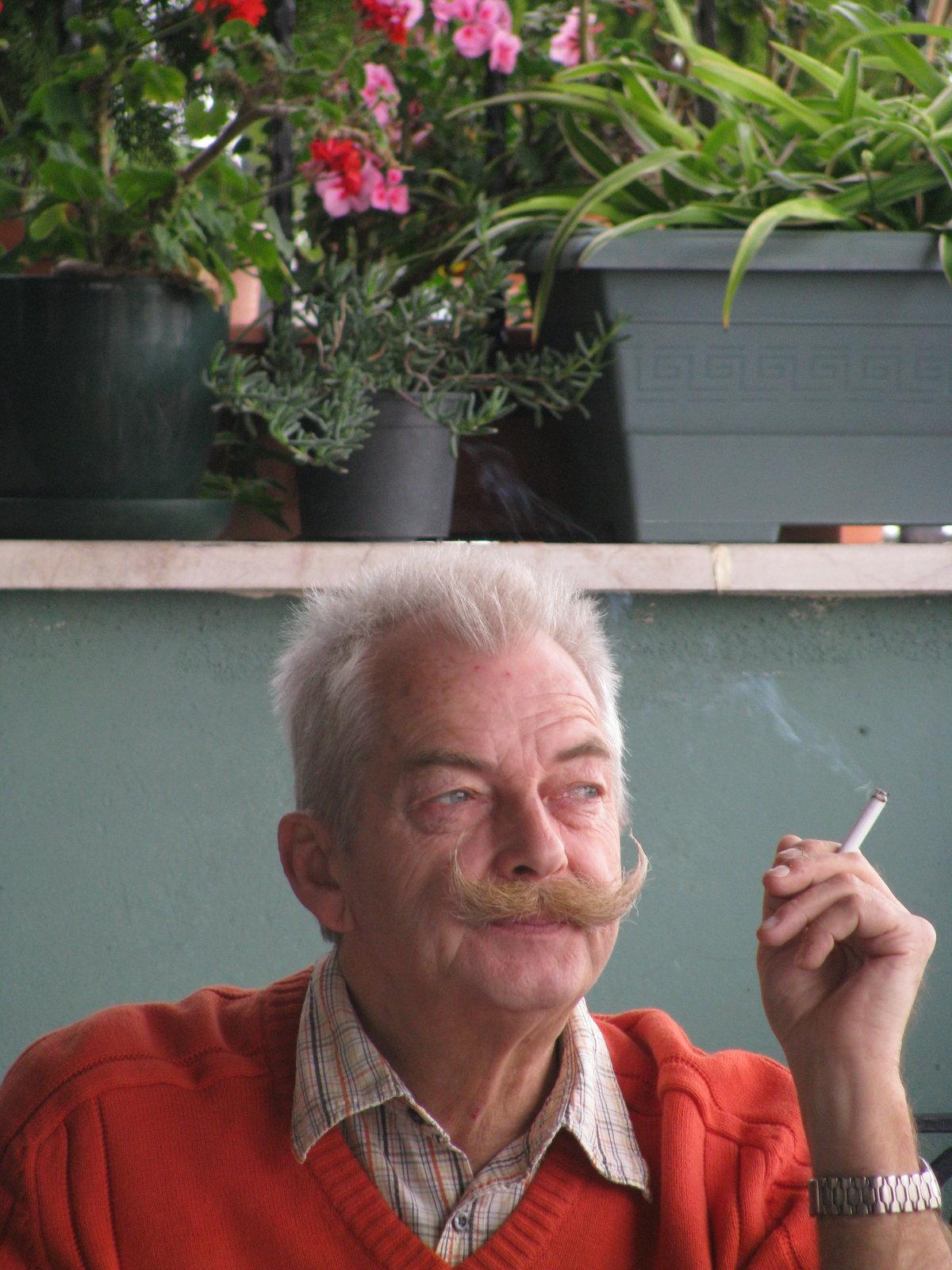 Курение и волосы