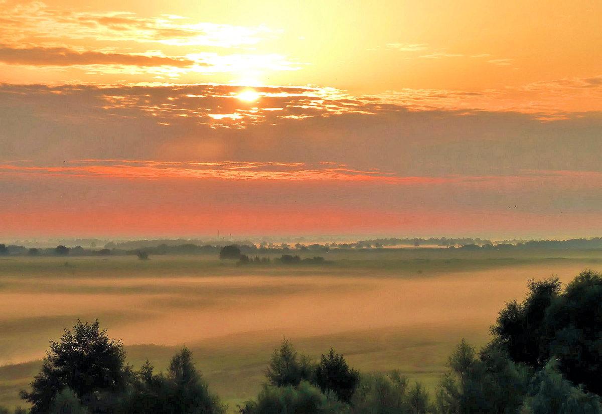 утро небо картинки лучшие фотографы
