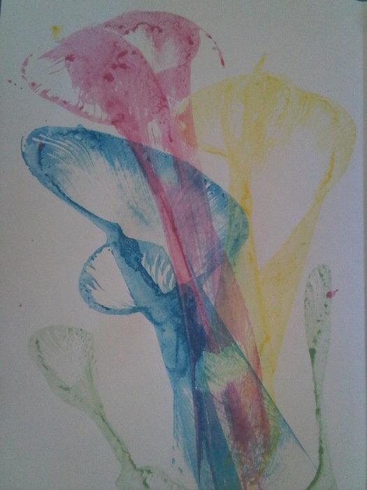 отличным рисунок нитками на бумаге и краски зависимости особенностей