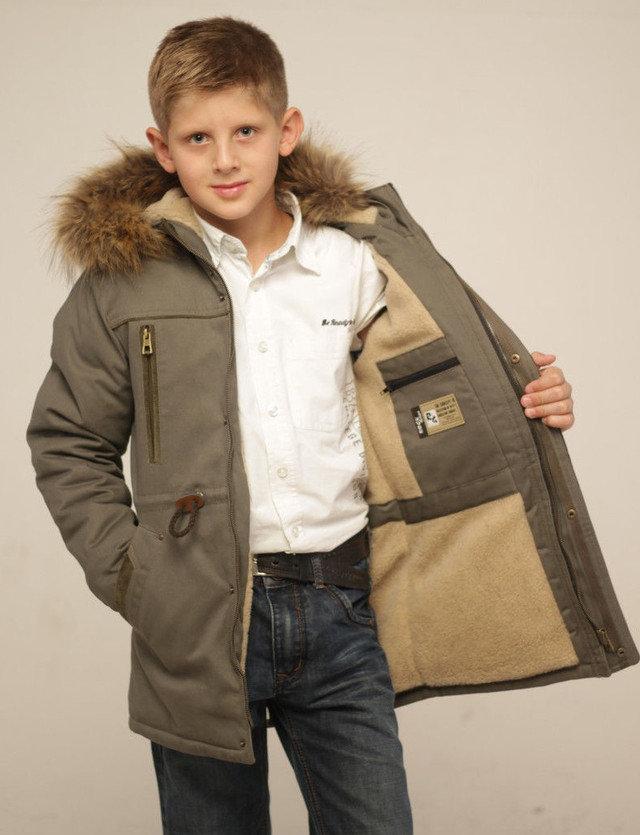 зимние куртки парки для мальчиков подростков карточка