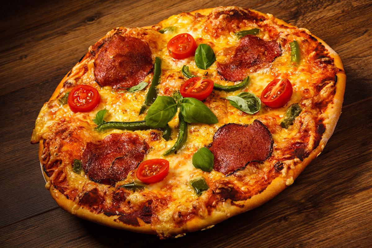 Покажите картинки пиццы