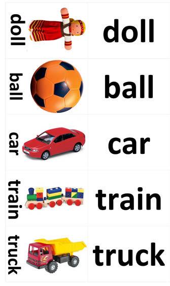 Картинки игрушек на английском что