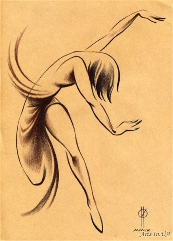 хотите танец картинки эскизы тургиново