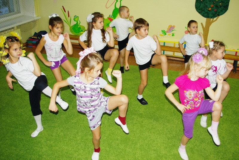 Ритмика картинки детей